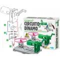 Dinamo Circuito, projetos de Energia Verde, Brinquedo Sustentável Educativo