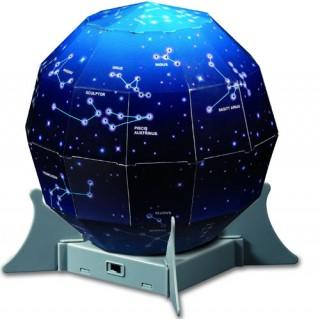 Kit de Projeção de Estrelas, Conheça as Constelações, Kit Brinquedo Educativo