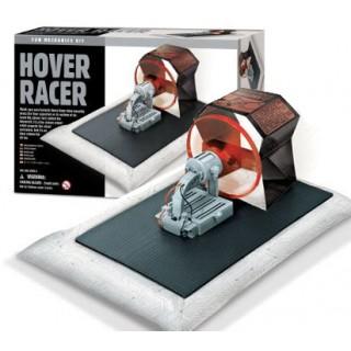 Hover Racer, Veículo c/ propulsão de ar motorizado, Desliza pelo Chão, Brinquedo educativo