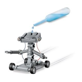 Robô Movido a Água Salgada, Energia Alternativa, Brinquedo Educativo 4m