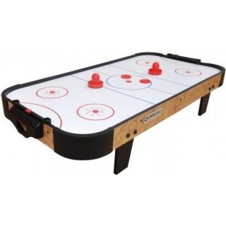 Mesa de Air Hockey, Futebol de mesa, Disco Flutuante, Mesa Reduzida Compacta lindo Design