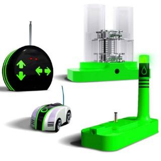 Eco Racer Water, Carrinho Energia Limpa Hidrogênio de Controle Remoto, Kit educativo