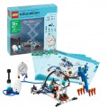 Lego Education, Kit 9641 Pneumatics Add on Set, Kit Ciências energia Pneumática