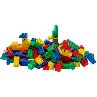 Blocos LEGO, Conjunto com 144 peças para Montagem Construção LEGO DUPLO®, 1+