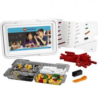 Máquinas Simples Kit Lego Educacional 9689, 204 pçs, 8 projetos de Mecanismos, 7+