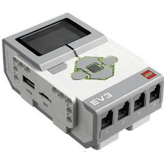 Bloco Inteligência Robô Lego Mindstorms EV3, EV3 Intelligent Brick 45500
