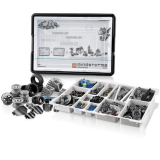 Mindstorms EV3 45560, Peças Complementares p/ Kit Robotica Expansão LEGO EV3