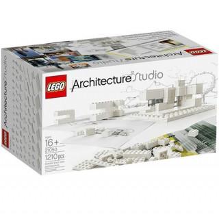 LEGO Architecture Estúdio com 1210 Peças, Kit LEGO Arquitetura