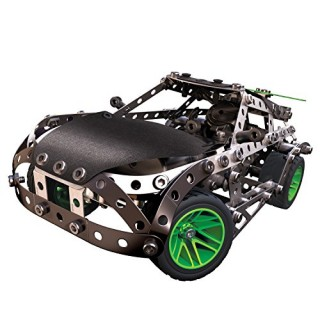 Carro de Rally, Avião, Empilhadeira, Picape, Helicoptero, 390pças, Kit Robótica Motor 25 modelos