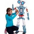 Meccanoid G15 KS, Robô Inteligente, Programação Fácil iOs e Android, 122cm altura, 1188 pçs