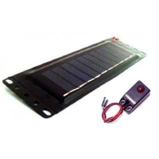 Painel Solar de energia Grande 5V, 120mA para projetos de Robótica