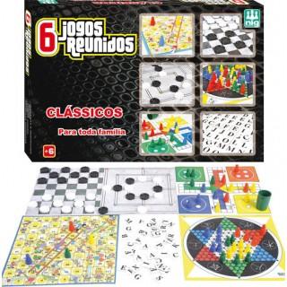 06 Jogos, Damas, trilha, ludo, palavras cruzadas, escadas e serpentes, xadrez chinês