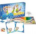 Ilustração Jogo, Desenhe, Faça Mimica ou Pergunte, 240 cartas, 10+, 2ou+ participantes