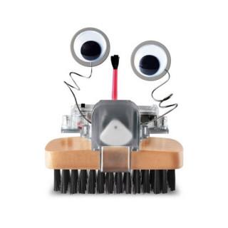 Robô Escova que desliza, Brush Robot 4m 00-03282, Monte seu Robô