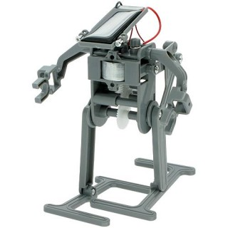 Robô Solar 4m 00-03294. Kit Robótica Educativo para montar.