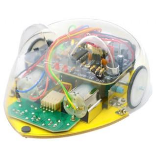 Mouse Robot, Robô Seguidor Linha, Kit Robótica Educacional, Sensores, Motor, Rodas