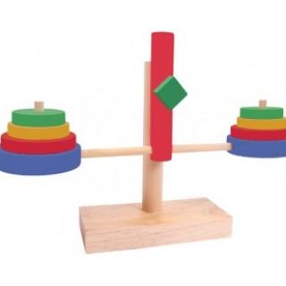 Balancinha, 07 peças, Jogo da memoria, brinquedos educativo,  Mdf, 5+