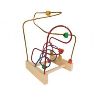 Montanha russa pedagógica, brinquedos educativo 3+, Decorativo p/ quarto, consultorio, etc
