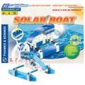 Barco, Avião, Foguete, Kit de Ciência energia sustentável SOLAR 6 Modelos de Montagem