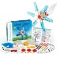Energia do vento 1.0 - Thames & Kosmos Kit Brinquedo Sustentável Energia Limpa Eólica, mais de 20 experimentos