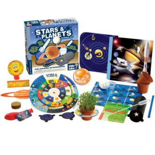 Estrelas e Planetas, Stars Planets, Kit Experiências Cientificas Thames & Kosmos