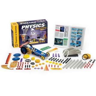 Descoberta da Física, Kit Robótica e Ciência Educacional, Brinquedo 12 modelos