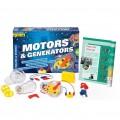 Motores e Geradores, Brinquedo Educativo, 6 a 13 anos Thames & Kosmos