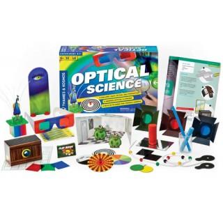 Óptica, Luz e Cor. Kit Educativo Experiencias de Ciências (Optical Science)