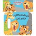 Livrinho de banho pode molhar: Amiguinhos do Zoo